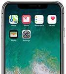 ikona iphone x